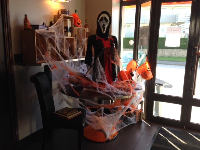 Halloween A La Table De Marie